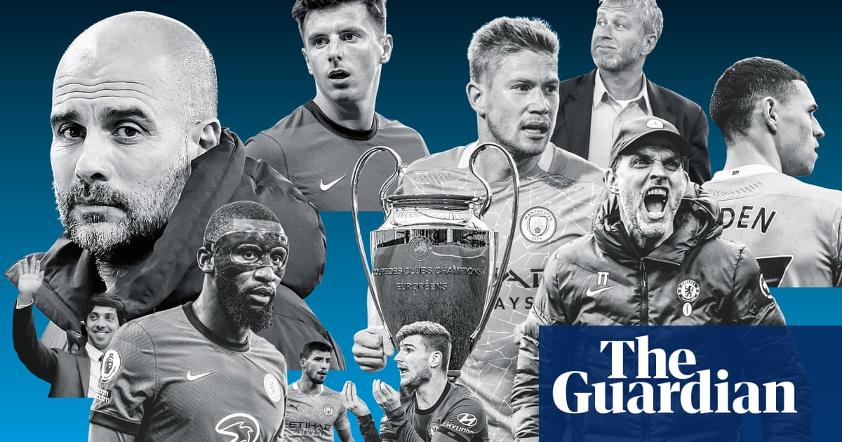 This all-English Champions League final is actually an all-Pep affair