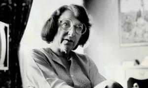 Pauline Kael.