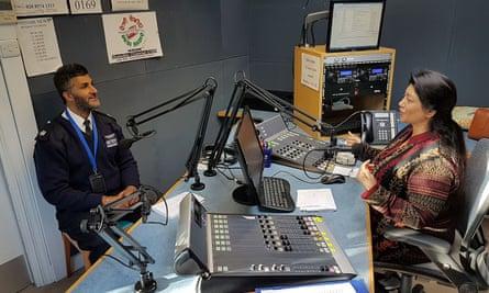 Desi Radio serves the Panjabi community in London