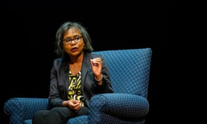 'Christine Blasey Ford had no support. None,' Anita Hill said at an event at the University of Pennsylvania.