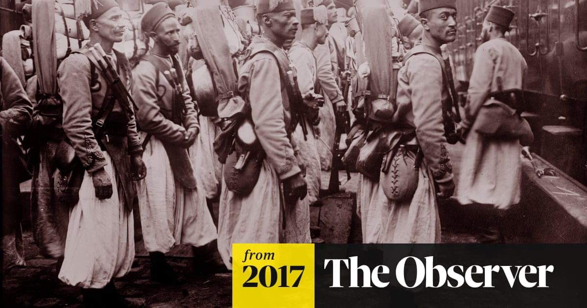 The forgotten Muslim heroes who fought for Britain in the