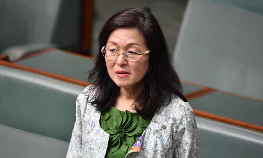 Liberal MP Gladys Liu