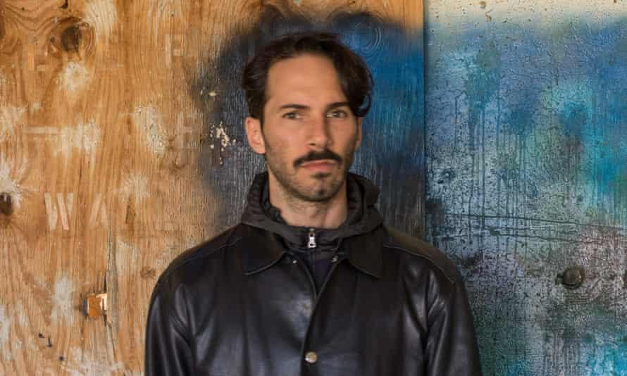 Finding his funk ... Lorenzo Senni.
