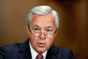 Wells Fargo's ex-CEO John Stumpf.