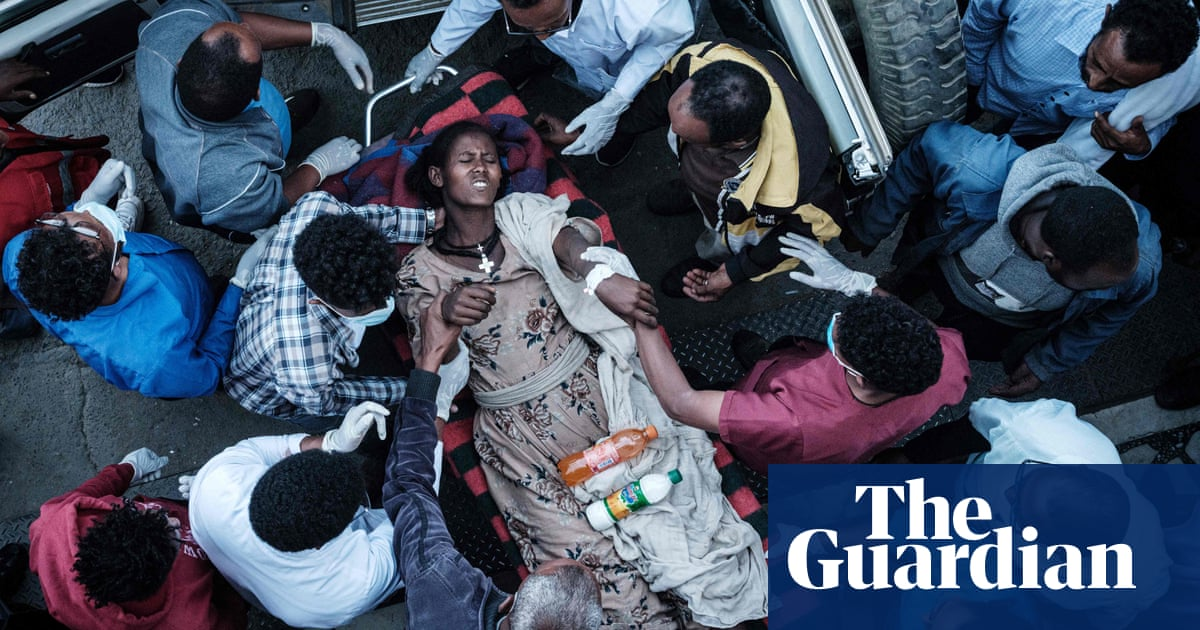 At least 64 killed in Ethiopian airstrike on Tigray market