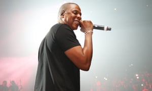 Jay-Z performs at the Bad Boy Reunion concert, New York, May 2016