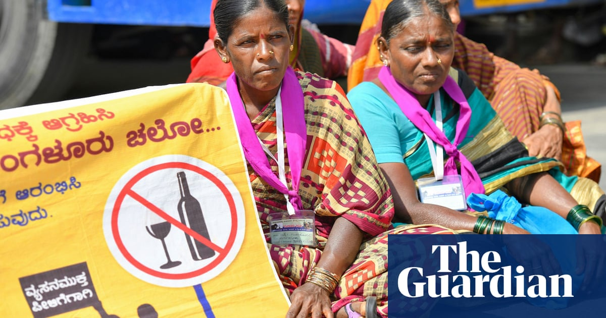 'Every man was drinking': how much do bans on alcohol help women in India?