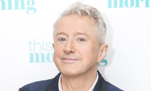 Louis Walsh: 'I'm always happy. Ask Simon Cowell.'