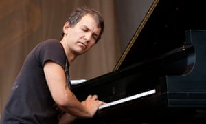 brad mehldau on stage