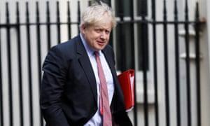 Boris Johnson offers liberal, hopeful view of life outside the EU in major speech.