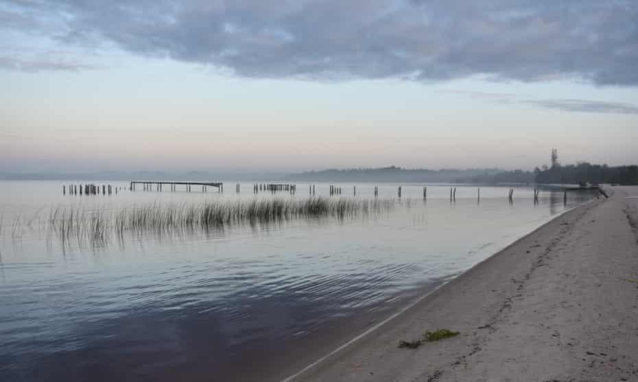 Lake Ampitabe, Pangalanes, Madagascar