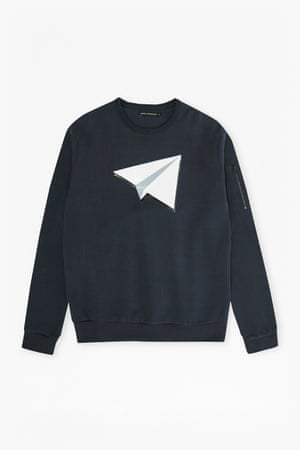 paper plane £60 frenchconnection.com