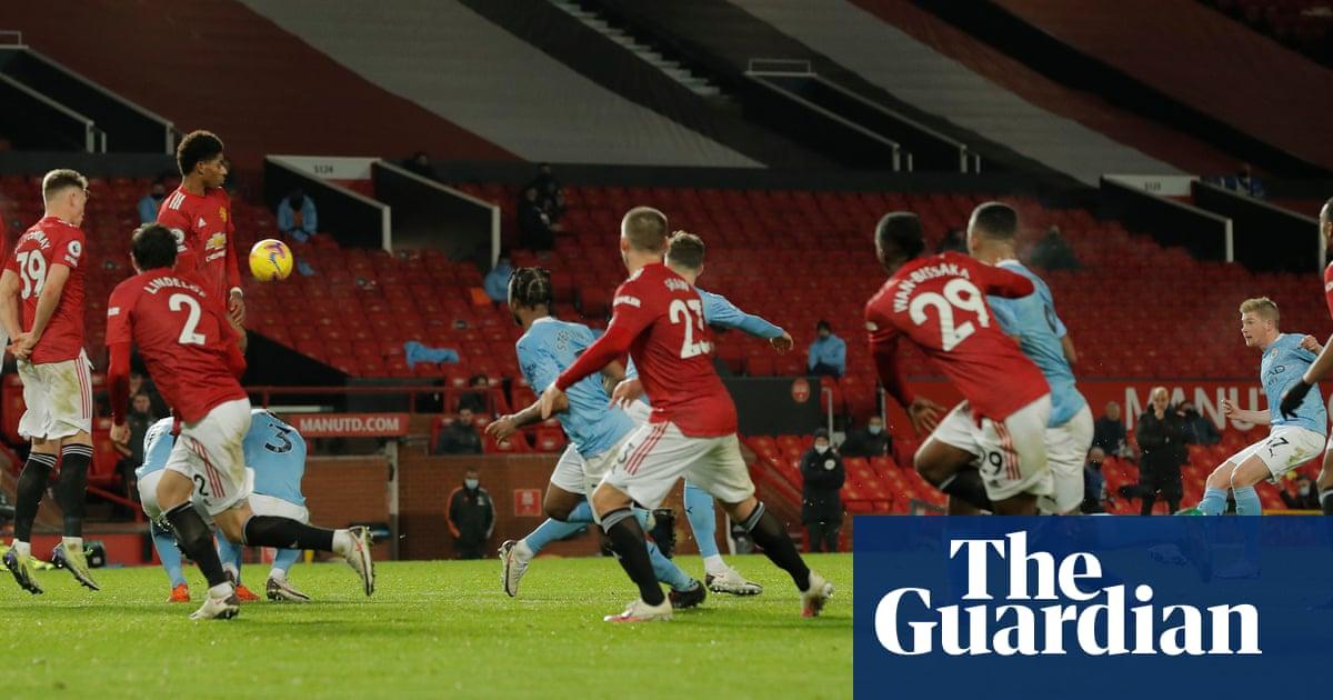 Pep Guardiolas turn to pragmatism leaves Manchester Citys aura fading | Jonathan Wilson
