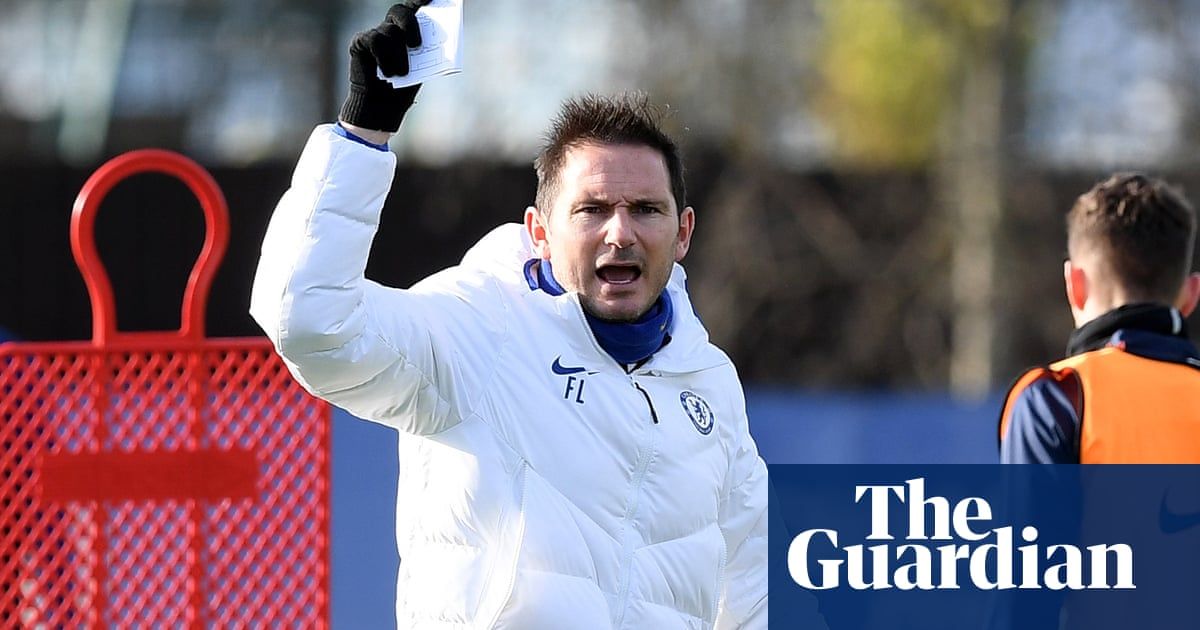 Frank Lampard prepared to go without new Chelsea signings this month