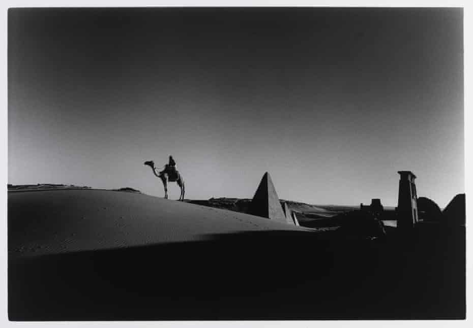 Don McCullin's The East Bank of the Nile, Sudan, 2012.