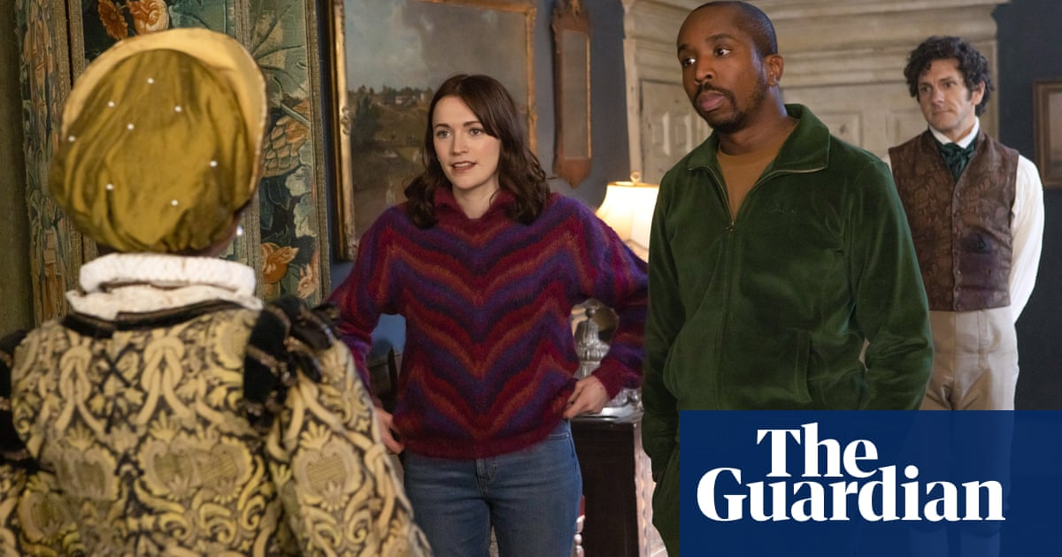 TV tonight: Charlotte Ritchie and Kiell Smith-Bynoe return for a third supernatural series