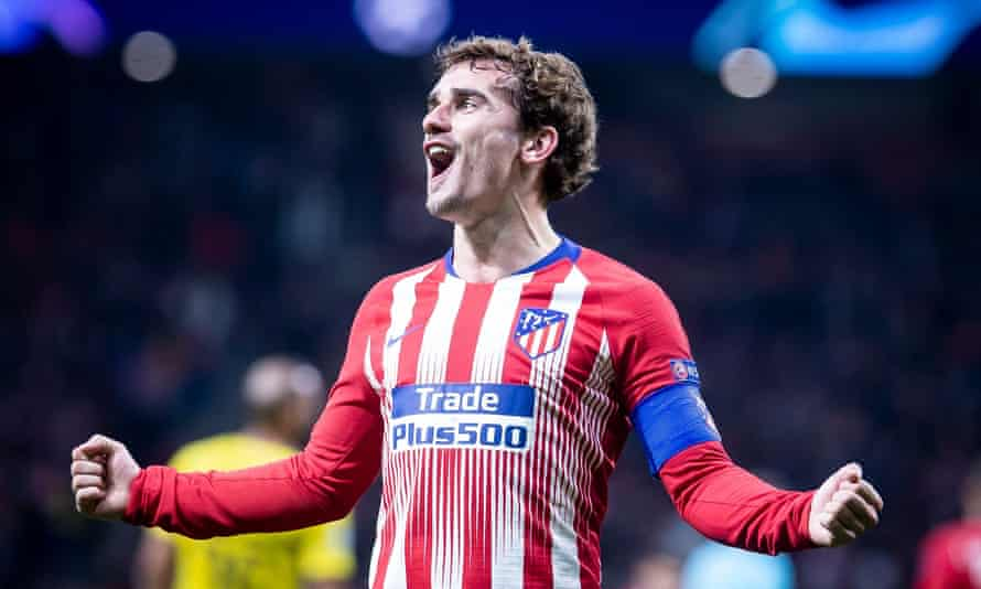 Antoine Griezmann announced his intention to leave Atlético Madrid in May after almost five years at the club.