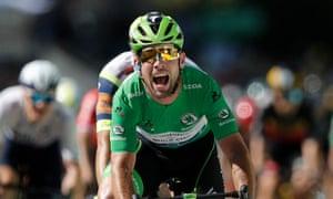 Mark Cavendish wins!