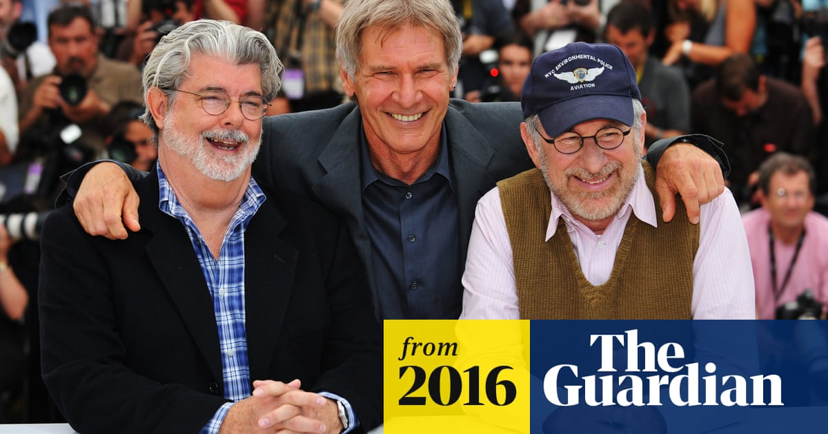 Harrison Ford back as Indiana Jones for fifth film, directed by