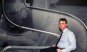 Sky's CEO Jeremy Darroch in 2009.