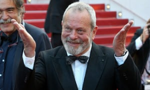 Cannes favourite Terry Gilliam, who has expressed his exasperation with #MeToo.