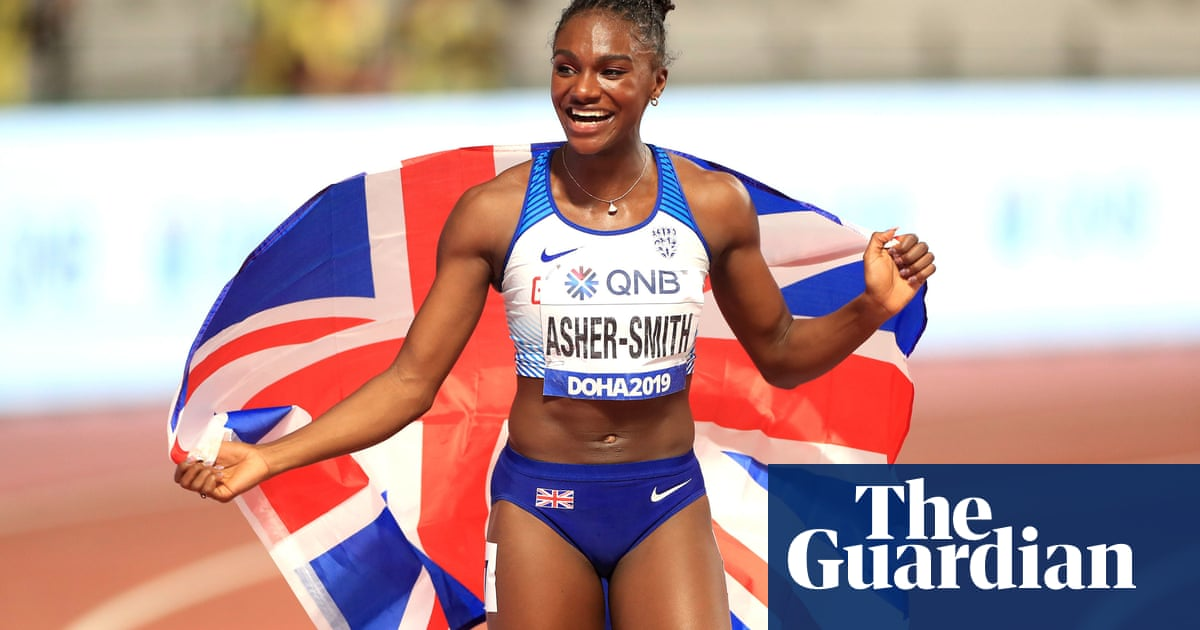 Dina Asher-Smith lays down Tokyo marker with 200m win