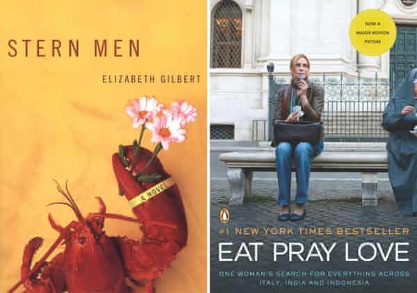 Before Eat, Pray, Love, Elizabeth Gilbert was considered serious because she wrote books with titles such as Stern Men and The Last American Man