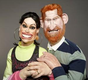 Princess Meghan and Prince Harry.