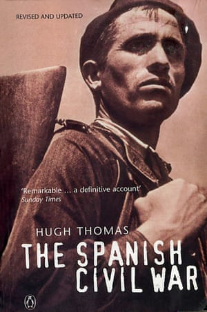 The Spanish Civil War by Hugh Thomas.