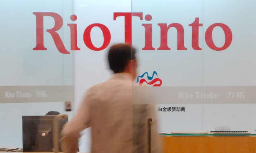 Rio Tinto has notified US and UK authorities after uncovering $10.5m worth of payments made to a consultant.