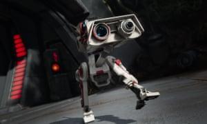 Star Wars Jedi: Fallen Order BD-1 droid
