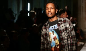 A$AP Rocky. The Grammy-nominated artist was charged last month over a fight in the Swedish capital.
