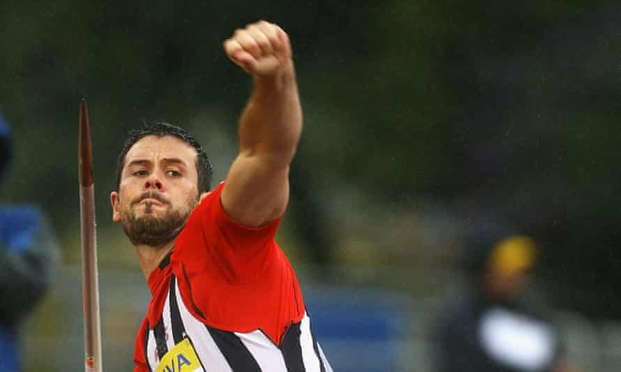 The former GB javelin thrower David Parker is understood to have had a relationship with an athlete who was studying at Loughborough University – where Parker is also the lead throws coach.