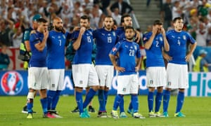 They have played some great football but its the end for Italy.