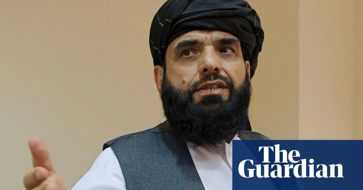 US to give humanitarian aid to Afghanistan, Taliban say
