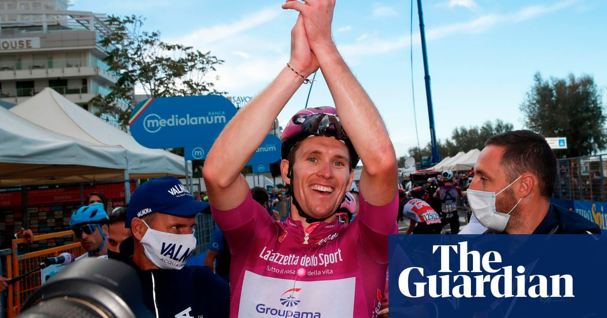 Giro dItalia: Arnaud Démare rules in Rimini with fourth stage win