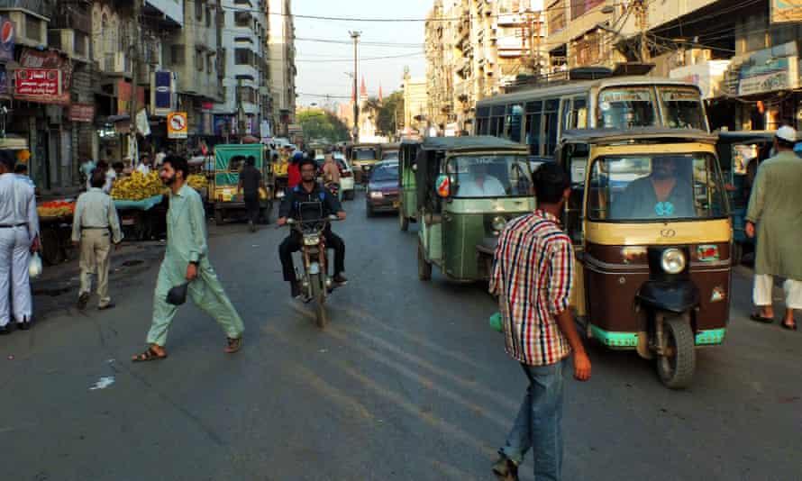 Karachi's identity and heritage are under threat.