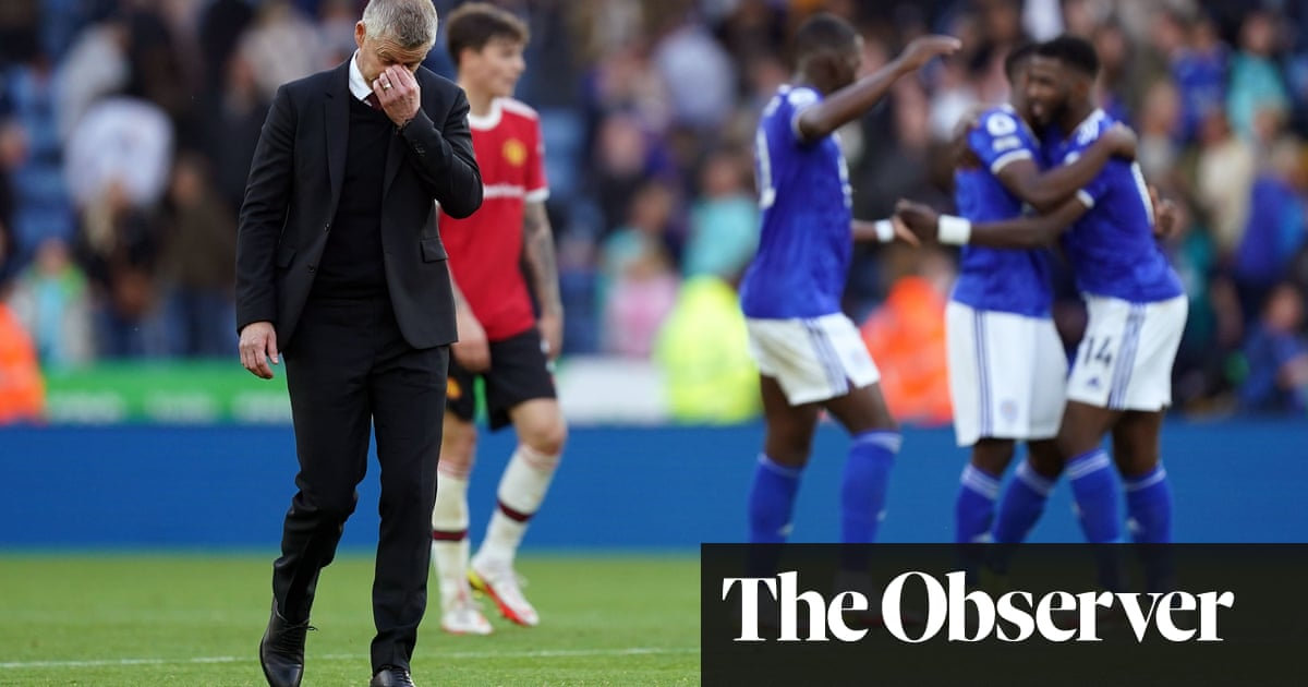 Solskjær cannot continue to survive on goodwill and fond memories
