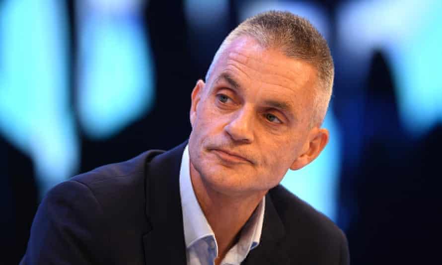 BBC's director-general, Tim Davie