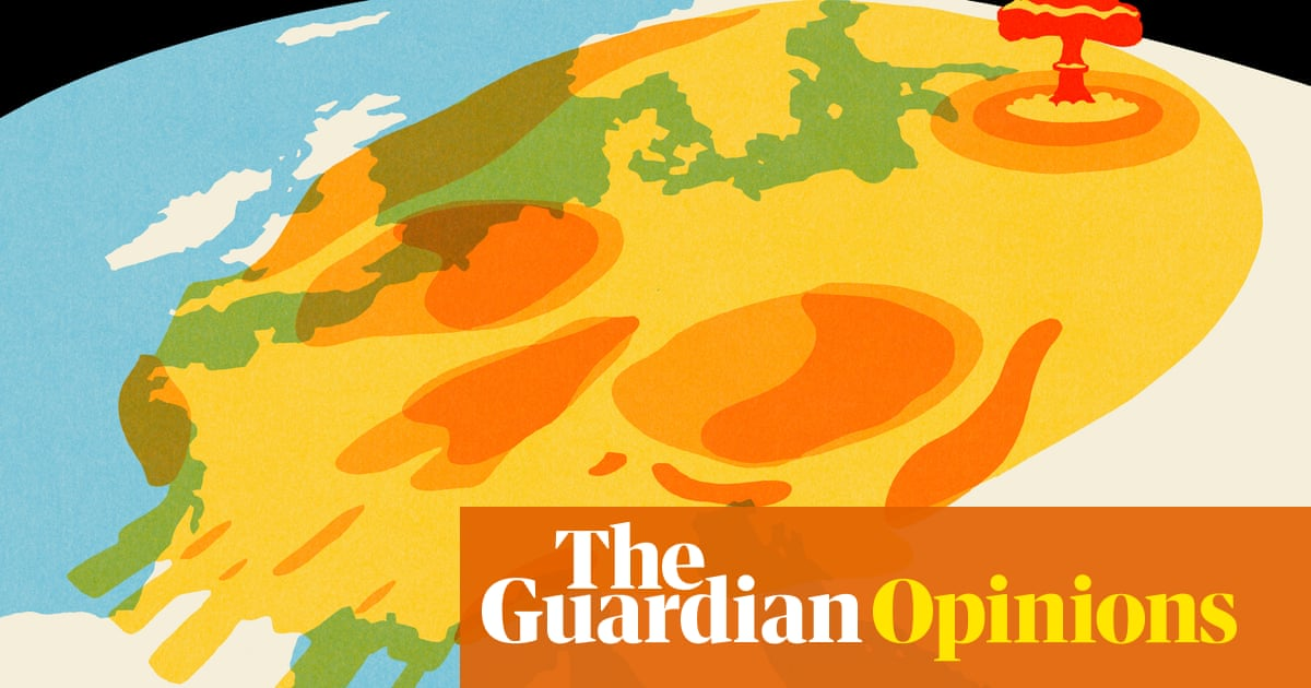 Chernobyl's cover-up is a warning for our nuclear future   Kate