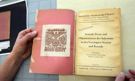The 137-page book was compiled in 1944 by Heinz Kloss, a German researcher and Linguist.