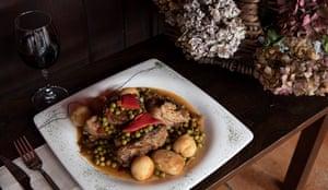 fabada and cabrito restaurant