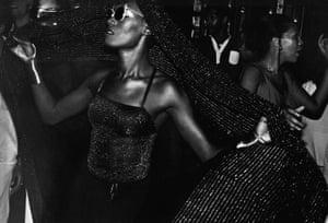 Ming Smith Grace Jones, Studio 54 (New York)