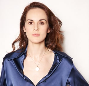 b216e0c09ef Michelle Dockery   I consider myself a widow