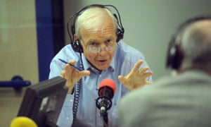 Radio 4's John Humphrys: this is the second time this year the Today programme has been found to have breached BBC guidelines.