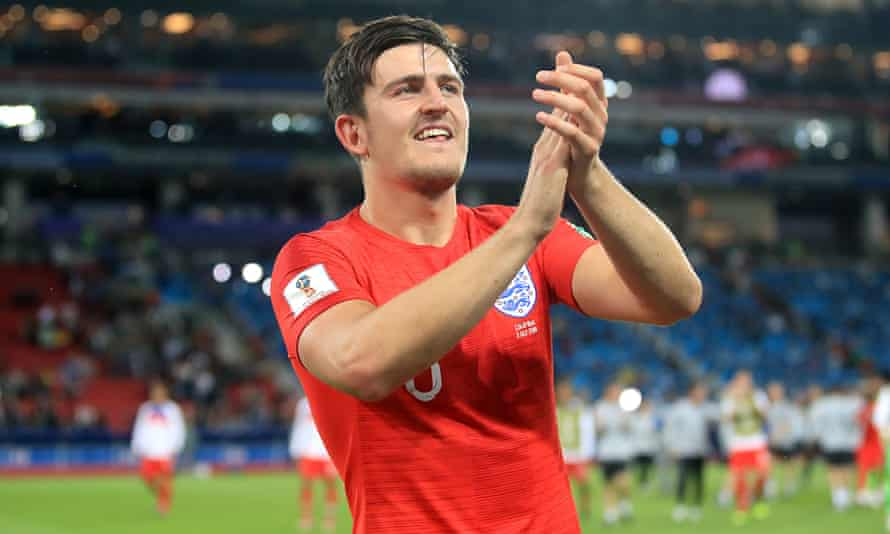 Harry Maguire would need guidance if he were to sign for Manchester United