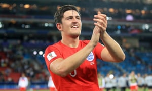 Harry Maguire has been one of England's major success stories in Russia.