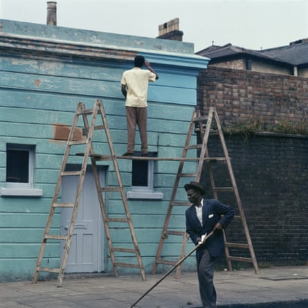 North London, in the 1960s.