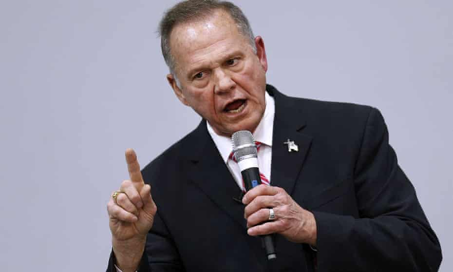 Roy Moore has denied the allegations.