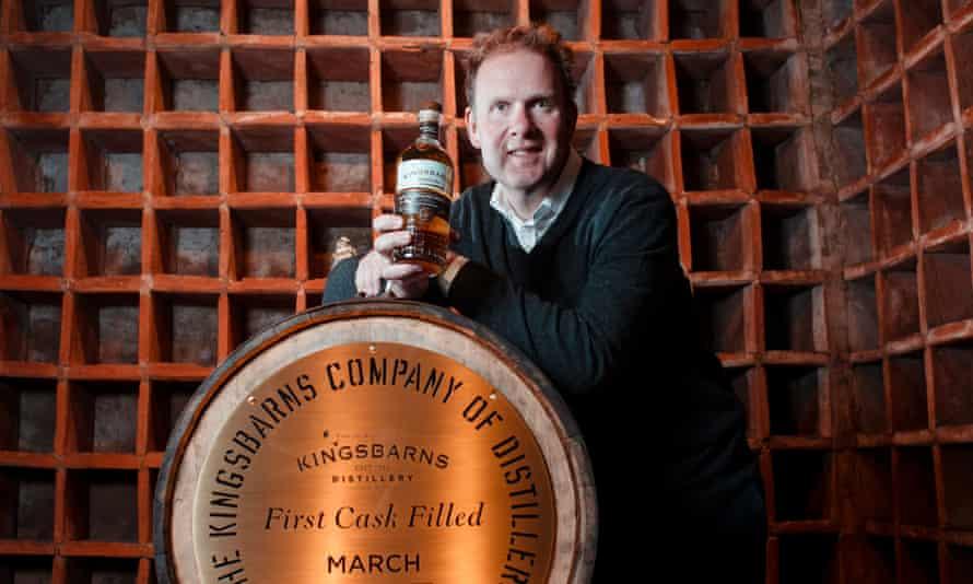 William Wemyss, of Edinburgh distiller Wemyss Malts, says US tariffs have hit his business.